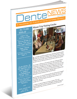 newsletter dente
